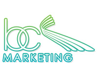 BC Marketing logo