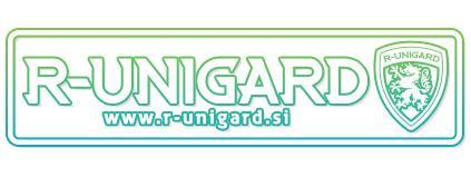 R Unigrad Logo